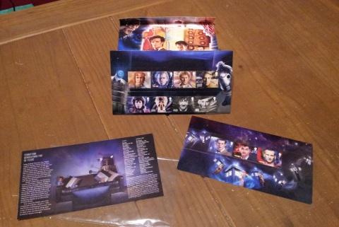 Dr Who 1 - Gesamtansicht